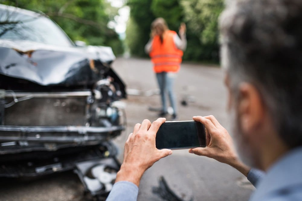 Make Sure To Take These Photos After a Car Accident