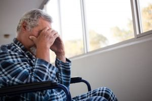 man abused in a nursing home